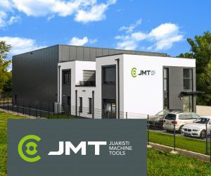 JMT Juaristi Machine Tools am neuen Standort in Oberhausen (NRW)