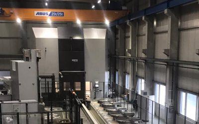 Drei GMTK Karussell-Multiprozesszentren erweitern die Fertigungskapazität bei der Deutschen RILE-Gruppe